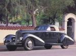 Duesenberg J554/2569 Walker Coupe SWB by Walker-LaGrande 1934 года